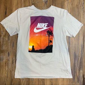 Nike Air Mens tshirt large